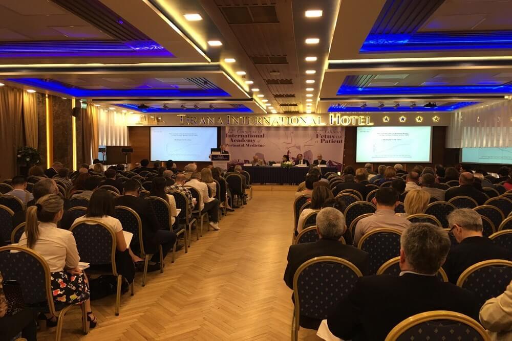 12th Congress of International Academy of Perinatal Medicine 01