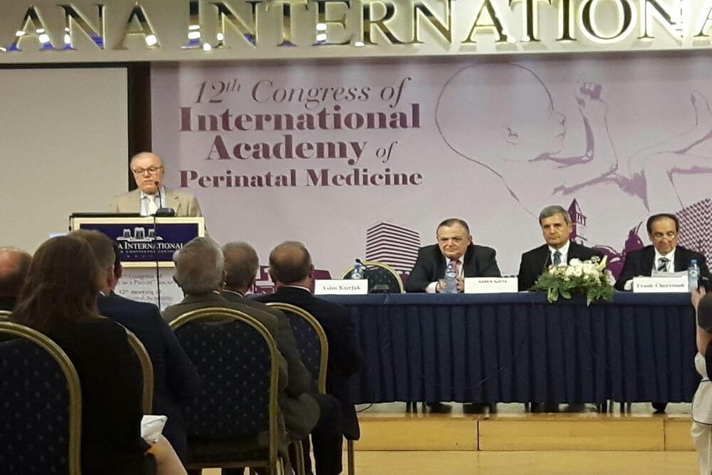 12th Congress of International Academy of Perinatal Medicine 04